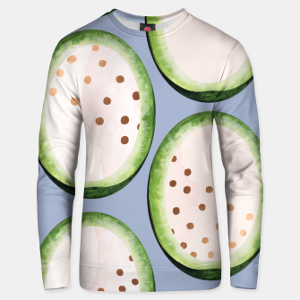 Thumbnail image of Rose Gold Melon Seeds Unisex sweater, Live Heroes