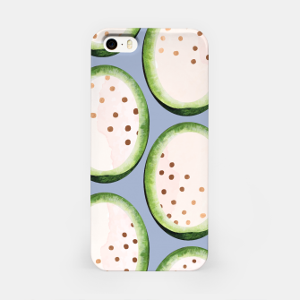 Thumbnail image of Rose Gold Melon Seeds iPhone Case, Live Heroes