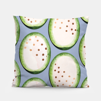 Thumbnail image of Rose Gold Melon Seeds Pillow, Live Heroes