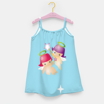 Thumbnail image of Cute angels Girl's dress, Live Heroes
