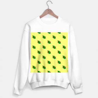 Thumbnail image of Christmas holly Sweater regular, Live Heroes