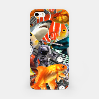 ADVENTURES THROUGH TIME STOP THE CLOCK iPhone Case thumbnail image