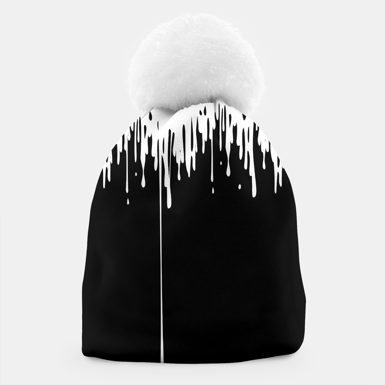 Image of White paint Gorro - Live Heroes