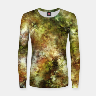 Thumbnail image of Blossom and decay Women sweater, Live Heroes