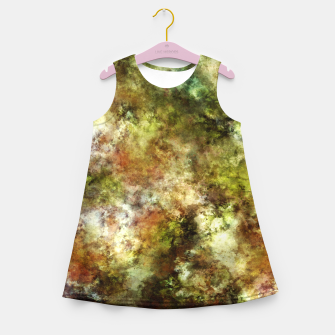 Blossom and decay Girl's summer dress thumbnail image