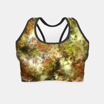 Blossom and decay Crop Top thumbnail image