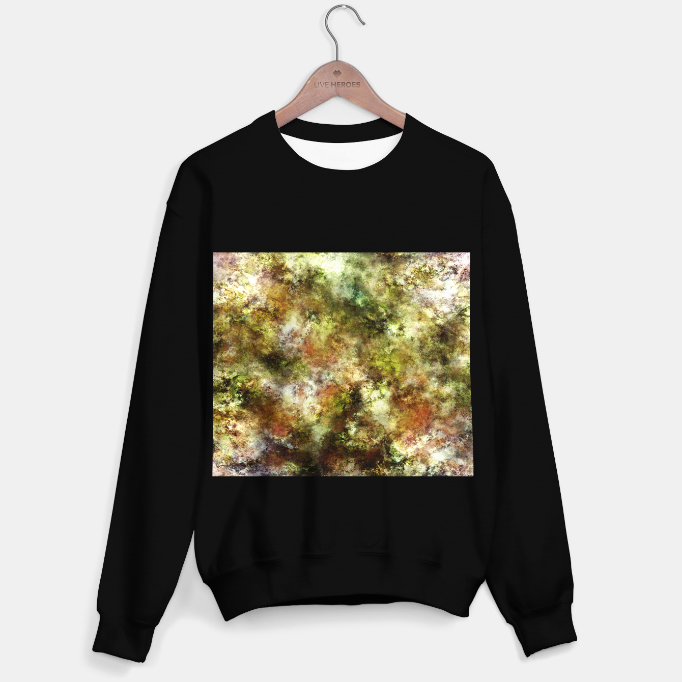Image of Blossom and decay Sweater regular - Live Heroes