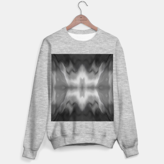 Thumbnail image of Abstract spark gray Sweater regular, Live Heroes