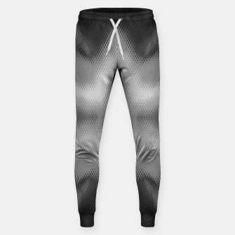 Thumbnail image of Abstract spark gray Sweatpants, Live Heroes