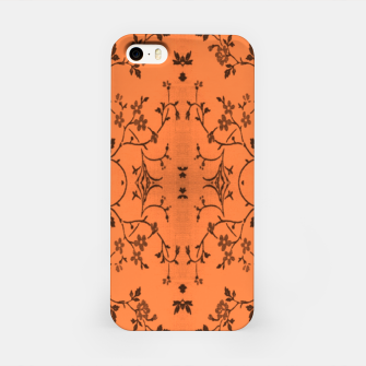 Thumbnail image of Vines and flowers iPhone Case, Live Heroes