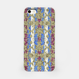 Miniatur Ornament Striped Textured Colored Pattern iPhone Case, Live Heroes