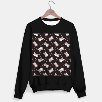 Miniatur Cats and paws Sweater regular, Live Heroes