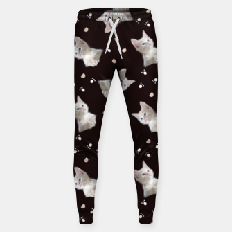 Miniaturka Cats and paws Sweatpants, Live Heroes