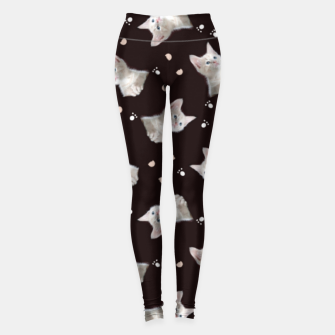 Miniaturka Cats and paws Leggings, Live Heroes