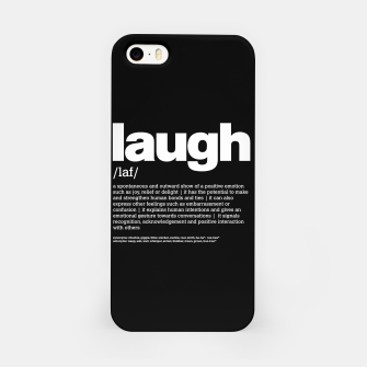 Thumbnail image of define LAUGH in black, Live Heroes