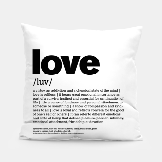 Thumbnail image of define LOVE in white, Live Heroes