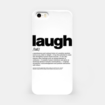 Thumbnail image of define LAUGH in white, Live Heroes
