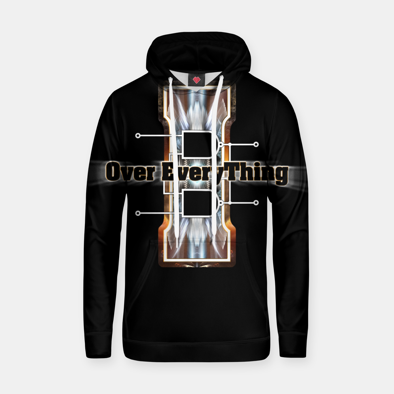 Image of I Flip-Flop Over Everything Boolean Circuit Hoodie - Live Heroes
