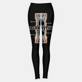 I Flip-Flop Over Everything Boolean Circuit Leggings thumbnail image