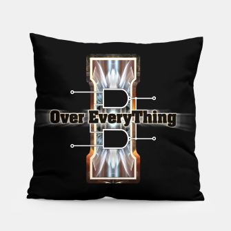 I Flip-Flop Over Everything Boolean Circuit Pillow thumbnail image