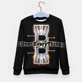 I Flip-Flop Over Everything Boolean Circuit Kid's sweater thumbnail image