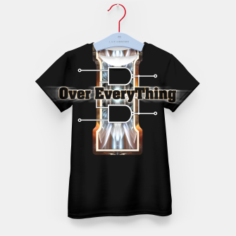 I Flip-Flop Over Everything Boolean Circuit Kid's t-shirt thumbnail image