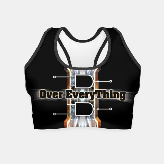 I Flip-Flop Over Everything Boolean Circuit Crop Top thumbnail image