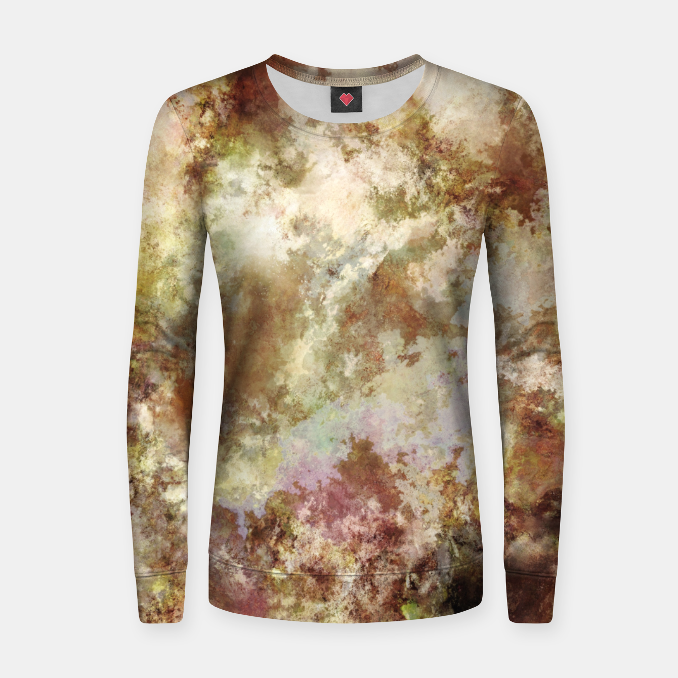 Image of Crumbling wall Women sweater - Live Heroes