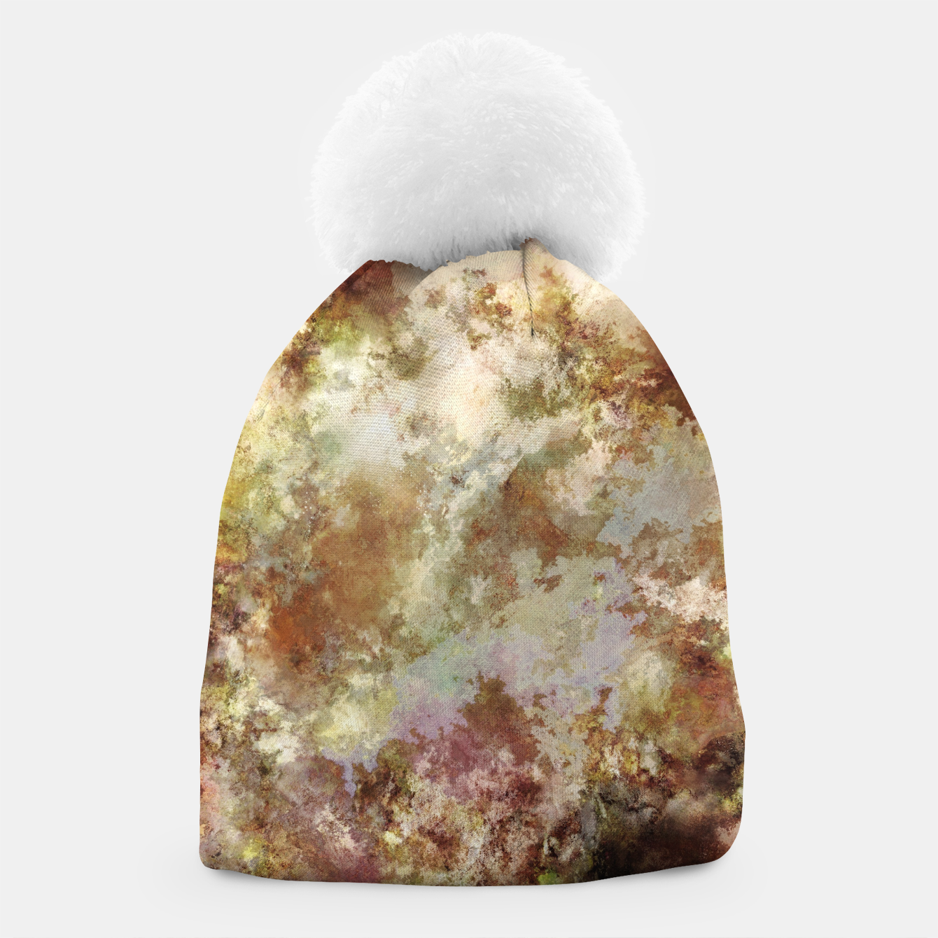 Image of Crumbling wall Beanie - Live Heroes