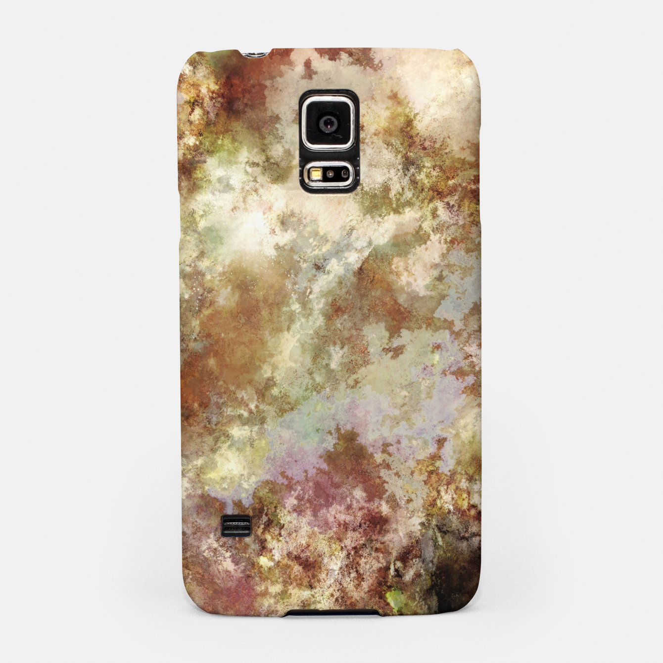Image of Crumbling wall Samsung Case - Live Heroes