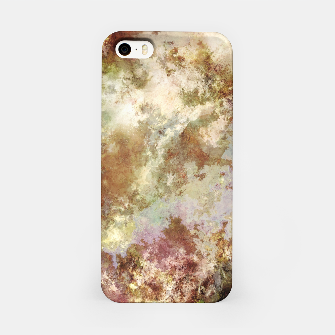 Image of Crumbling wall iPhone Case - Live Heroes