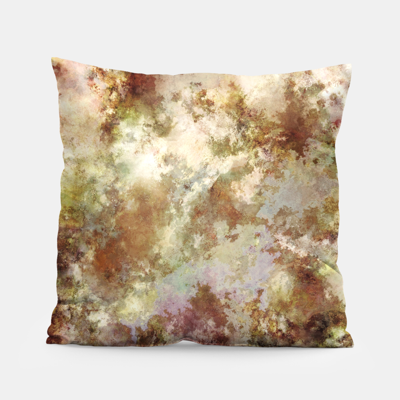 Image of Crumbling wall Pillow - Live Heroes