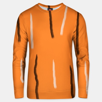 Thumbnail image of Tiger lines Unisex sweater, Live Heroes
