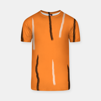 Thumbnail image of Tiger lines T-shirt, Live Heroes