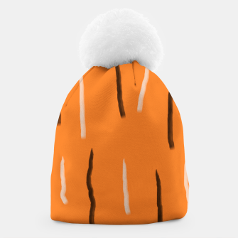 Thumbnail image of Tiger lines Beanie, Live Heroes