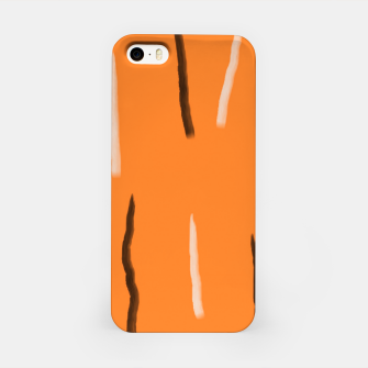Thumbnail image of Tiger lines iPhone Case, Live Heroes