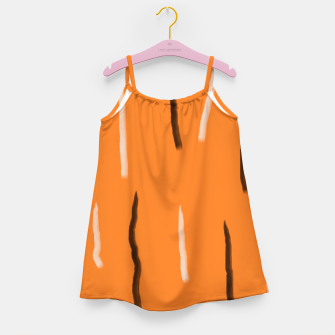 Thumbnail image of Tiger lines Girl's dress, Live Heroes