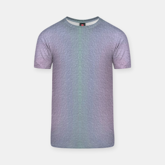 Thumbnail image of Ombre textured T-shirt, Live Heroes