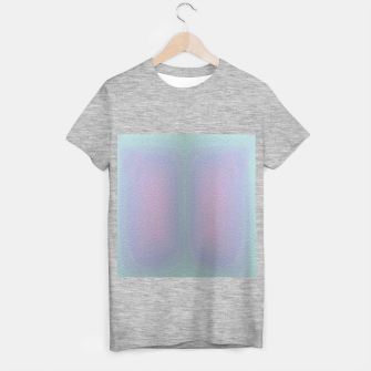 Thumbnail image of Ombre textured T-shirt regular, Live Heroes