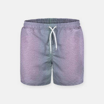 Thumbnail image of Ombre textured Swim Shorts, Live Heroes