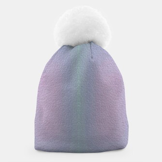 Thumbnail image of Ombre textured Beanie, Live Heroes