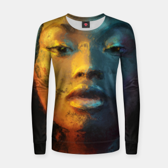 Thumbnail image of just be Women sweater, Live Heroes