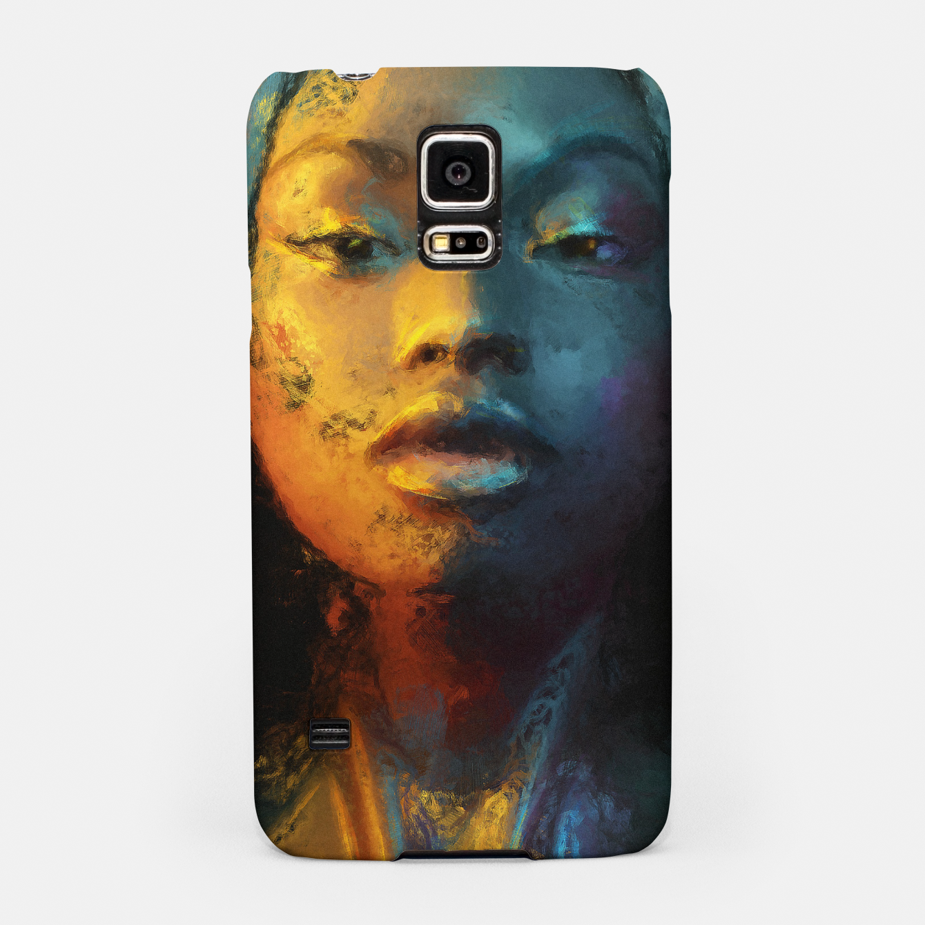 Image of just be Samsung Case - Live Heroes