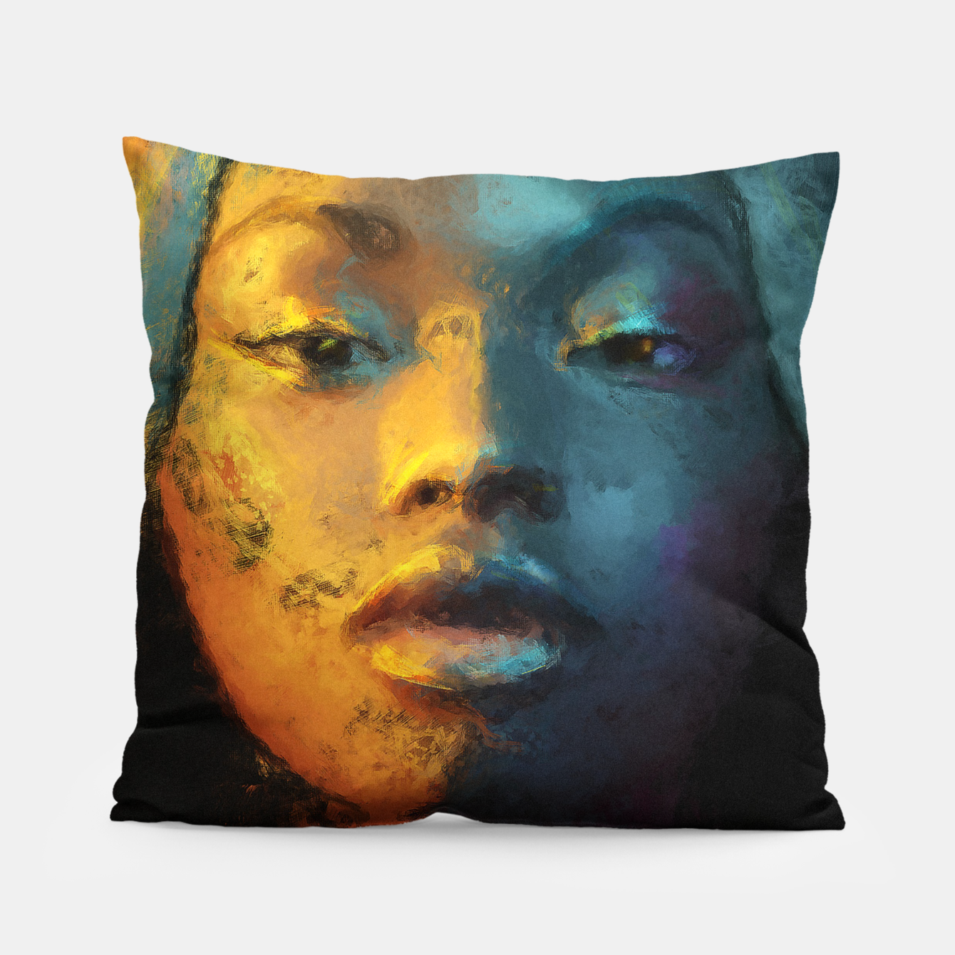 Image of just be Pillow - Live Heroes