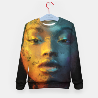 Thumbnail image of just be Kid's sweater, Live Heroes