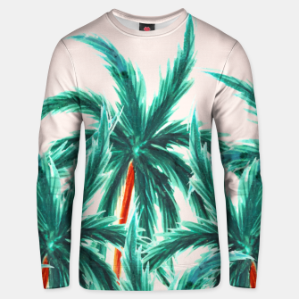 Thumbnail image of Coconut Trees Unisex sweater, Live Heroes