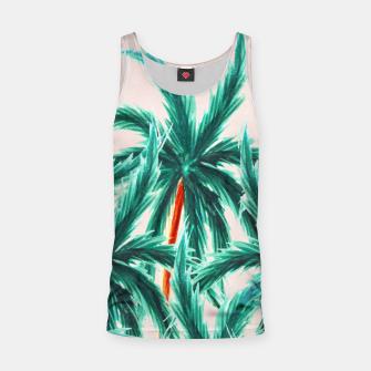 Thumbnail image of Coconut Trees Tank Top, Live Heroes