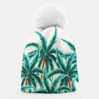 Thumbnail image of Coconut Trees Beanie, Live Heroes