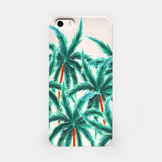 Thumbnail image of Coconut Trees iPhone Case, Live Heroes