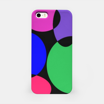 Thumbnail image of Colorful spotlights iPhone Case, Live Heroes